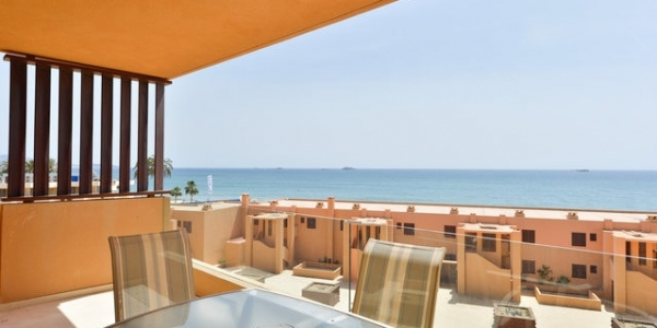 Brand New Apartments Are Located In Playa D En Bossa The Heart Of Ibiza Have A Beautiful Swimming Pool Surrounded By Larg