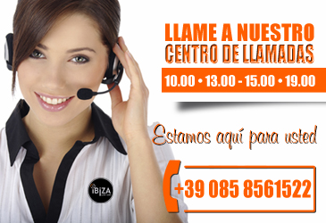 BANNER CALL CENTER SPAGNOLO