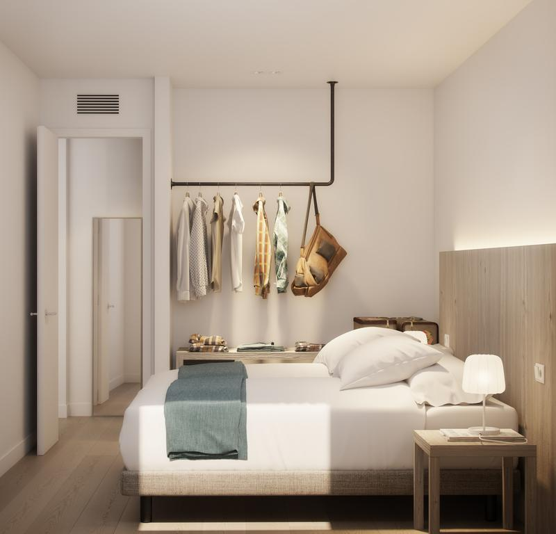 Appartamenti sunrise suites for Planificador habitacion 3d