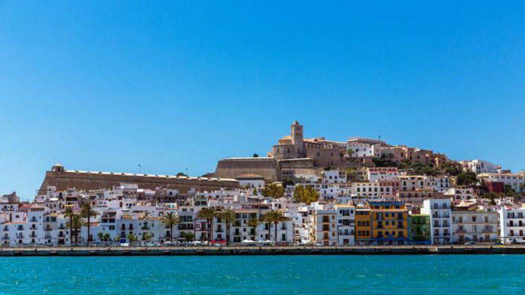Ibiza: la città